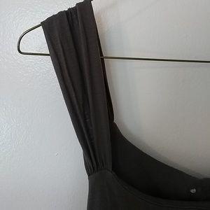 Three dots cotton dress